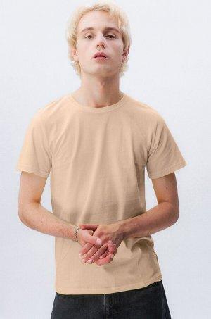 Хлопковая мужская футболка Happy Fox