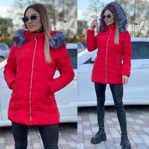 Курточка зимняя