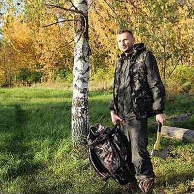 Б. В. Р-спец. одежда. Для охоты, рыбалки, туризма