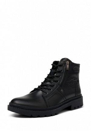 Ботинки мужские зимние М168-80