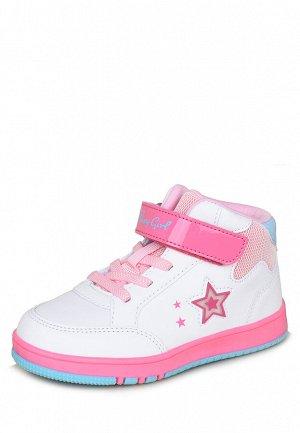 Ботинки детские для активного отдыха для девочек LT21AW-K099