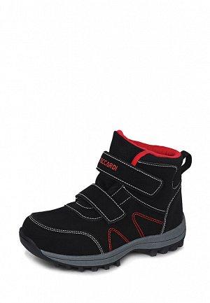 Ботинки детские зимние для мальчиков LT21AW-K165