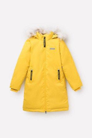 Пальто пуховое для девочки Crockid ВК 34057/2 УЗ