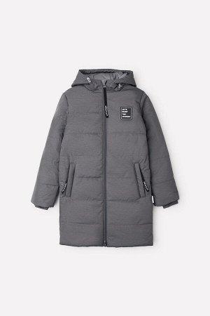 Пальто зимнее для мальчика Crockid ВК 36061/2 ГР