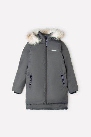 Пальто зимнее для девочки Crockid ВК 38065/2 ГР