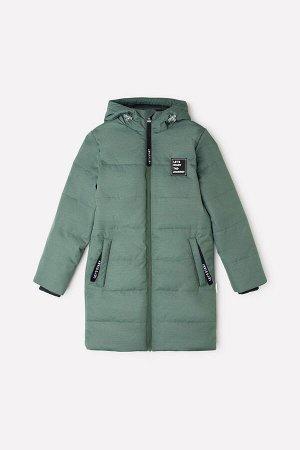 Пальто зимнее для мальчика Crockid ВК 36061/3 ГР