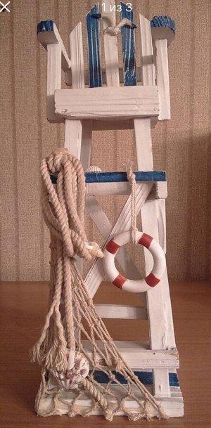 Подсвечник в морском стиле