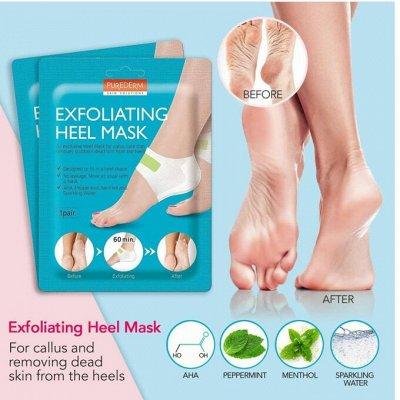 🍁 KOREA BEAUTY. ХИТ! Согревающая маска для глаз от WellDerma — Уход для ножек. Крема, пилинг-носочки