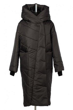 05-1982 Куртка женская зимняя (синтепон 300) Плащевка Асфальт