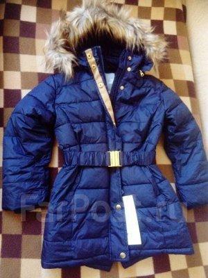 Зимняя куртка -парка