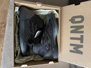 Кроссовки эксклюзив adidas Yeezy QNTM «Onyx» оригинал 42 р-р демисезон