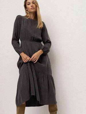 Платье приталенного кроя PL1249/fulina