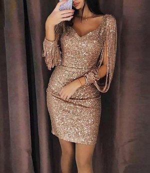Платье ❄Ткань Люрекс ❄Раз размером ❄Качества супер