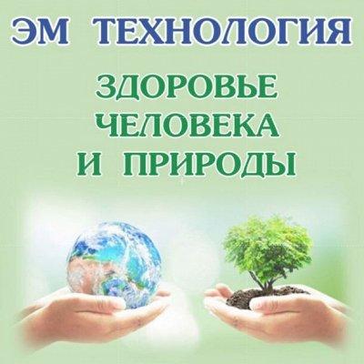 ЭМ-технология. Здоровье человека и природы
