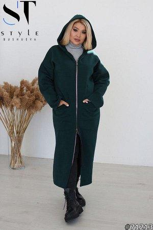 Пальто-кардиган 71213