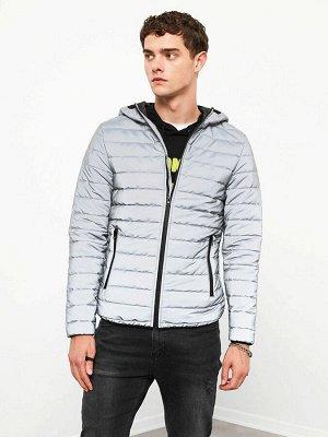 XSIDE Светоотражающее пальто с капюшоном