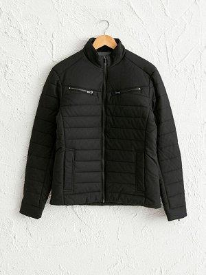 Куртка  Slim Fit с воротником