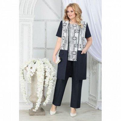 Женская одежда из Белоруссии — Костюмы с брюками, шортами, капри - 6