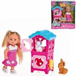 ЕВИ Кукла с кроликами 5733065