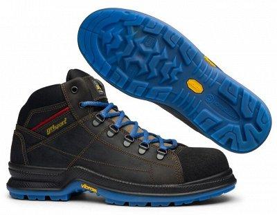 Grisport и Lomer - 12 Комфортная обувь из Италии — Мужские Рабочие ботинки