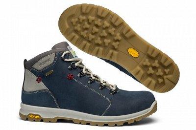 Grisport и Lomer - 12 Комфортная обувь из Италии — Мужская обувь для города и путешествий (Осень/Зима)