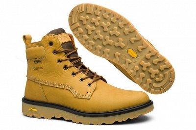 Grisport и Lomer - 12 Комфортная обувь из Италии — Мужская обувь для города и путешествий (Зима)