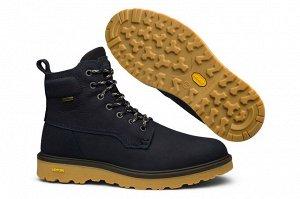 Мужские ботинки, синие