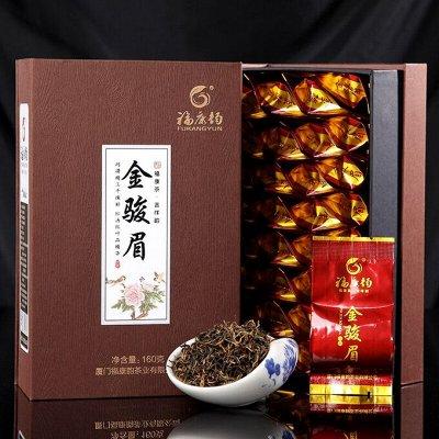 Чай Китая! Зеленый, Пуэр, Фруктовый! Лапша, Сладости, Снеки — Чайные наборы