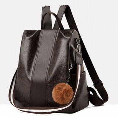 ХИТ продаж🤩 Любимый рюкзак снова в продаже — Сумки и рюкзаки из эко. кожи
