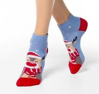 Брестские носки-новогодняя коллекция для уютных вечеров