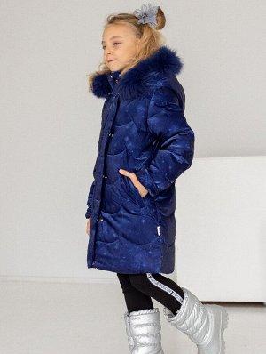 6116 Пальто для девочки