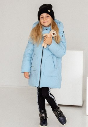 21124-S Пальто для девочки Anernuo