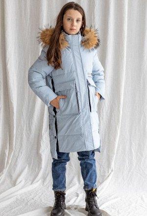 21305 Пальто для девочки Anernuo