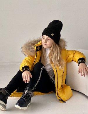 21133-S Пальто для девочки Anernuo