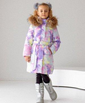 21309-S Пальто для девочки Anernuo