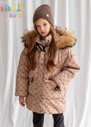 21104 Куртка для девочки Anernuo