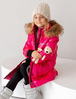 21300-S Пальто для девочки Anernuo