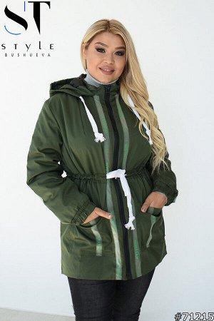 Куртка-парка 71215