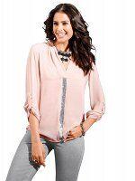 Блузка удлиненная 50-52
