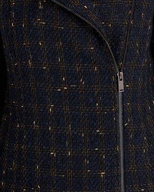 JW Куртка Описание    Эффектная куртка Застежка-молния Боковые карманы  Куртка Judith Williams из букле, на застежке-молнии и боковыми карманами.  Материал: 100% полиэстер Размеры: 42-44 ра