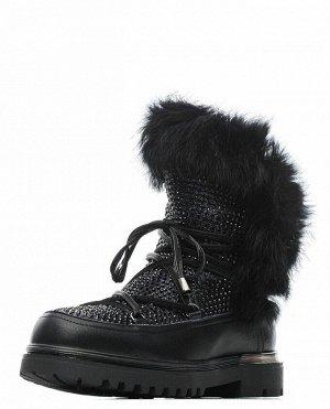 Новые зимние ботинки Indigo, р.36