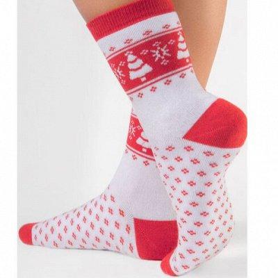🎄 CONTE — колготки для новогодних утренников и корпоративов — Теплые женские и мужские носки