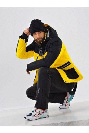 Мужская куртка (WINTER) Evil Wolf 9957 Желтый