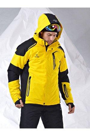Мужская куртка (WINTER) Evil Wolf 9969 Желтый