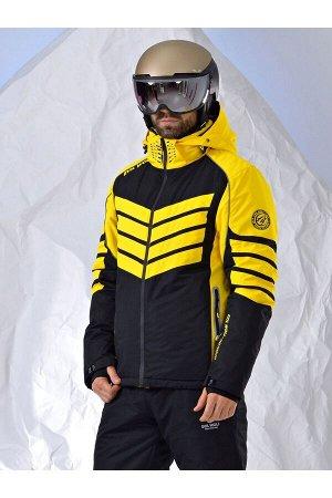 Мужская куртка (WINTER) Evil Wolf 77040 Желтый