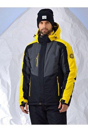 Мужская куртка (WINTER) Evil Wolf 9975 Желтый