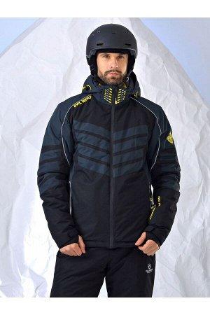 Мужская куртка (WINTER) Evil Wolf 77040 Черный