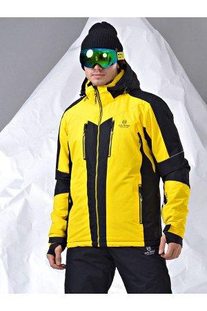 Мужская куртка (WINTER) Evil Wolf 77041 Желтый