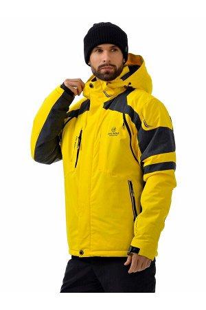 Мужская куртка (WINTER) Evil Wolf 9929 Желтый