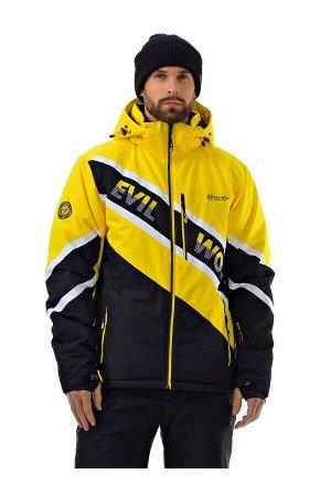 Мужская куртка (WINTER) Evil Wolf 9931 Желтый